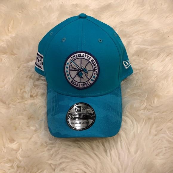 639e9877d NBA Accessories | Charlotte Hornets Basketball Hat Cap Snapback ...